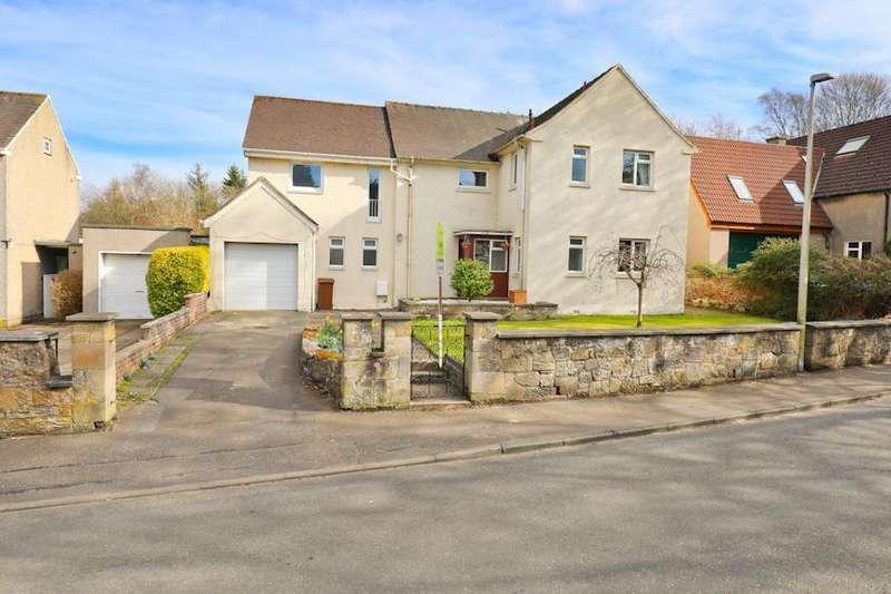 6 Bedrooms Detached House for sale in Alburne Park, Glenrothes