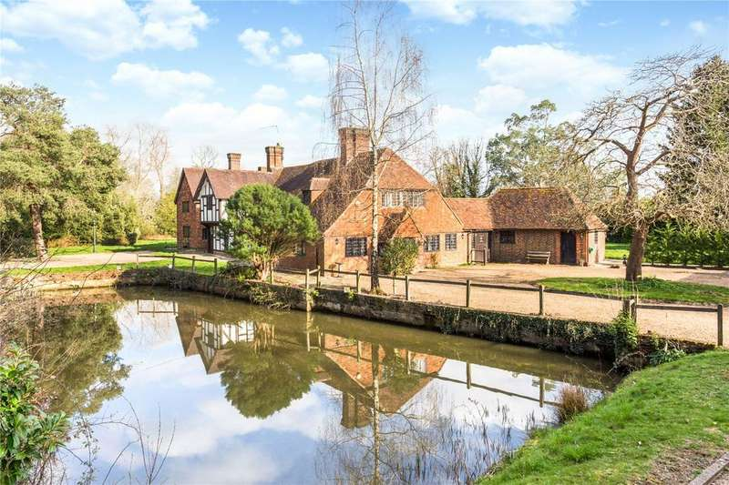 7 Bedrooms Detached House for sale in The Street, Charlwood, Horley, Surrey, RH6