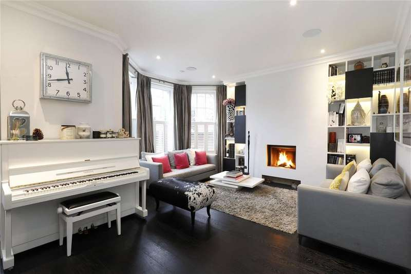 4 Bedrooms Semi Detached House for sale in Fulham Park Road, Fulham, London, SW6