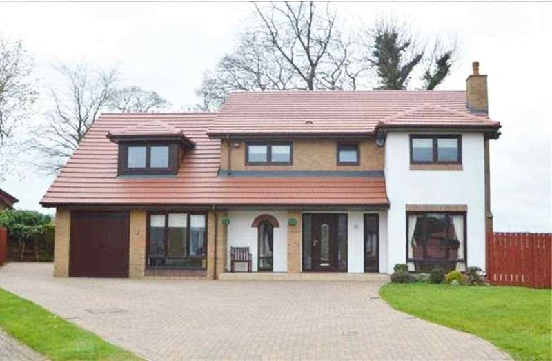 5 Bedrooms Detached House for sale in Grieve Croft, Bothwell