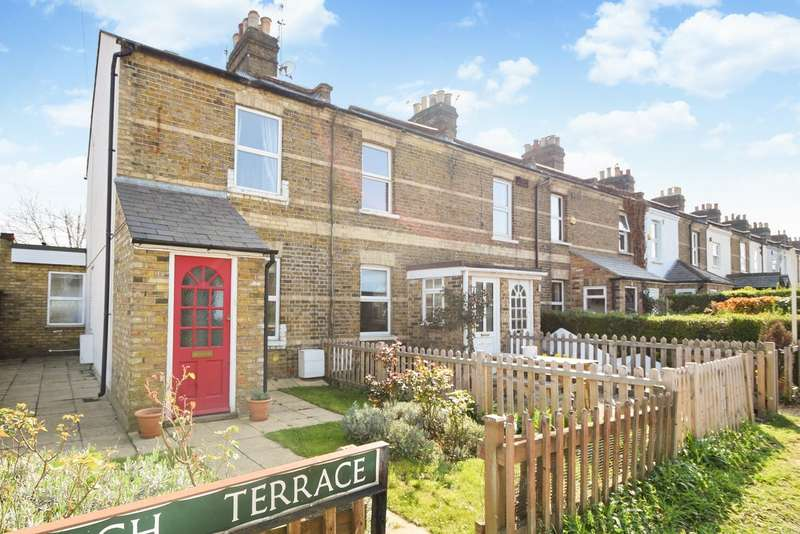 2 Bedrooms End Of Terrace House for sale in Church Terrace, Windsor, SL4