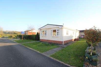 2 Bedrooms Mobile Home for sale in Hi Ways Park, Hallen, Bristol