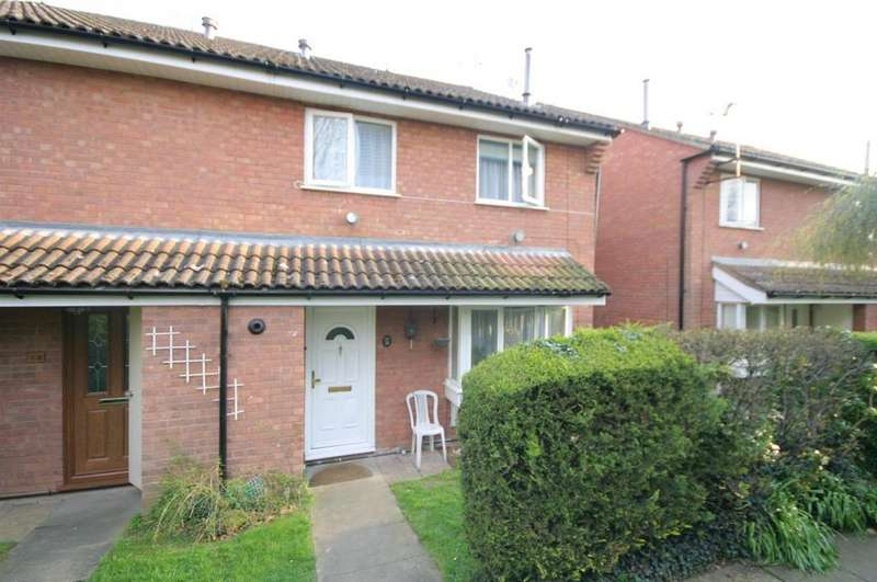 2 Bedrooms Semi Detached House for sale in Moorland Gardens, Luton
