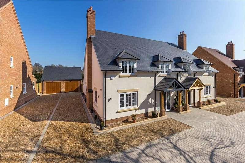 4 Bedrooms Semi Detached House for sale in Winters Lane, Walkern, Stevenage