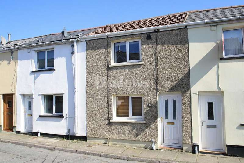 2 Bedrooms Terraced House for sale in Clydach Street, Brynmawr, Gwent