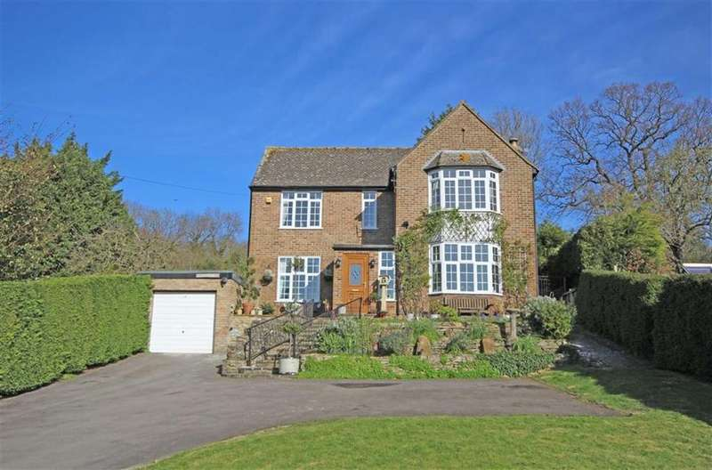4 Bedrooms Detached House for sale in New Road, Southam, Cheltenham, GL52