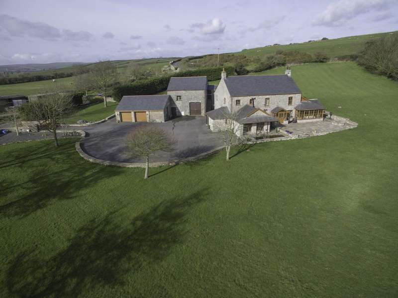 4 Bedrooms Detached House for sale in Scales, Ulverston, Cumbria, LA12 0PB