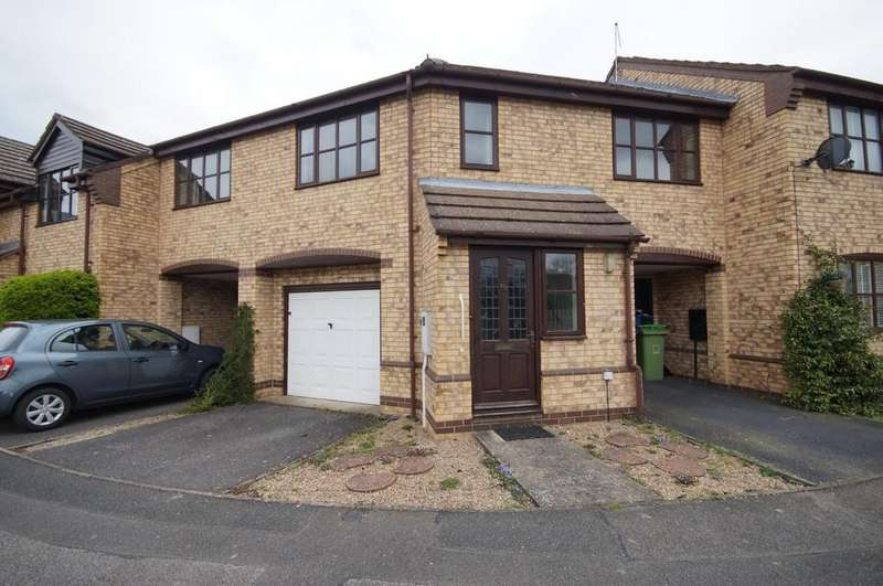 2 Bedrooms Flat for sale in The Sidings, Saxilby, Lincoln