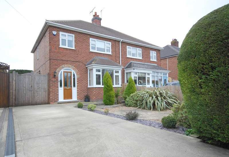 3 Bedrooms Semi Detached House for sale in Kenwick Road, Louth LN11 8EH