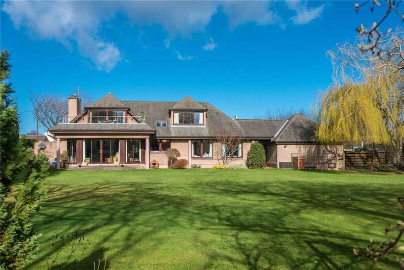 5 Bedrooms Detached House for sale in Windyknowe, 34 West Road, Haddington, East Lothian, EH41