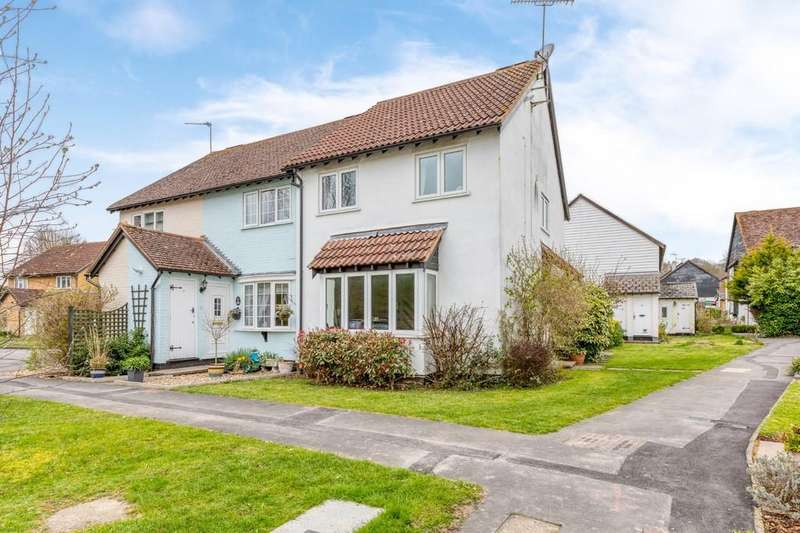 3 Bedrooms Semi Detached House for sale in Ash Meadow, Much Hadham