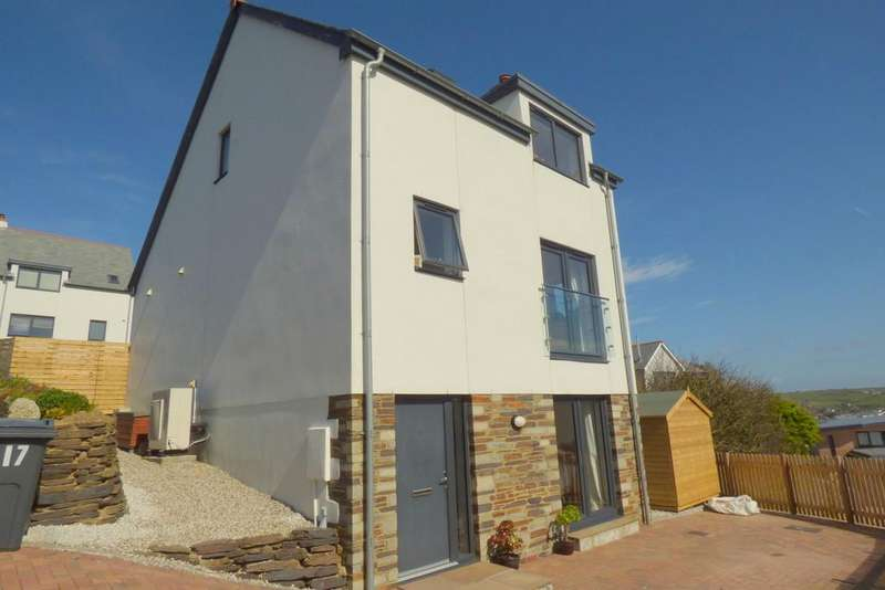 5 Bedrooms Detached House for sale in Bethan View, Perranporth