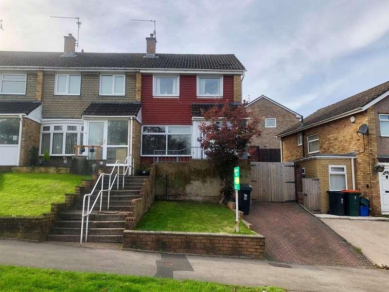 3 Bedrooms End Of Terrace House for sale in Rowan Way, Newport