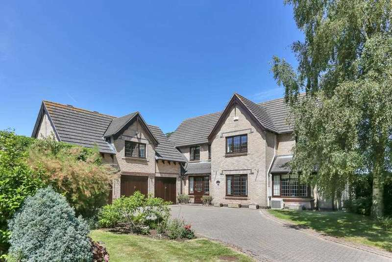 5 Bedrooms Detached House for sale in Old Hall Spinney, Honington, Grantham