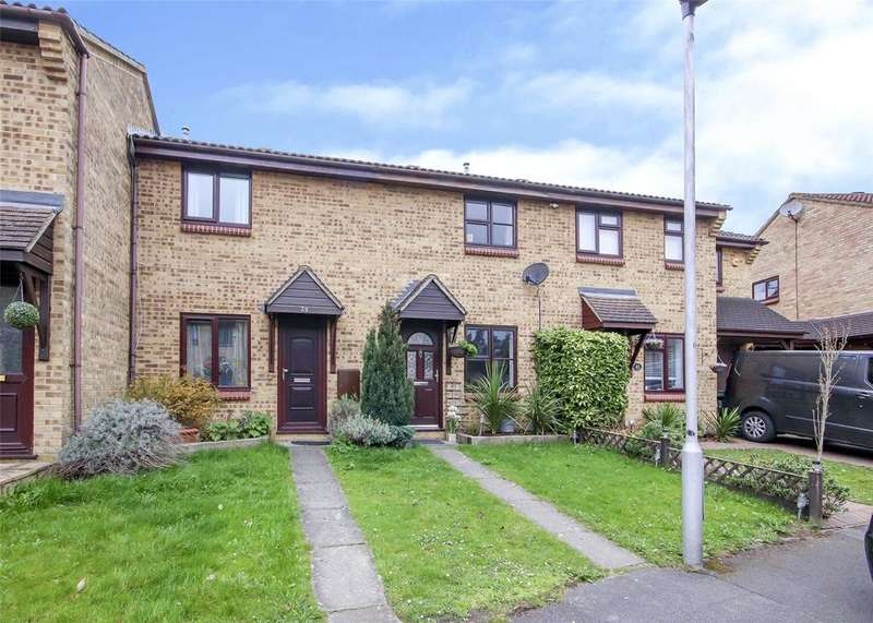 2 Bedrooms Terraced House for sale in Tarnbrook Way, Forest Park, Bracknell, Berkshire, RG12