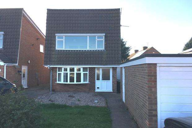 3 Bedrooms Detached House for sale in Chestnut Close, Queniborough, Leicester, LE7