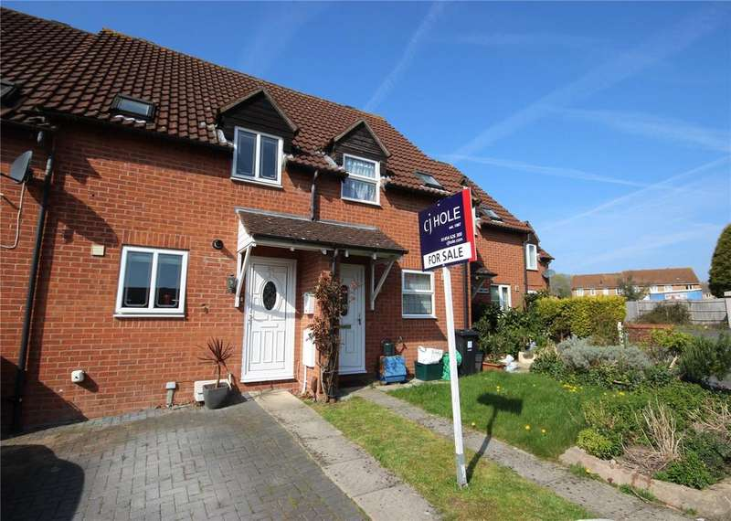 2 Bedrooms Terraced House for sale in Stanshaws Close, Bradley Stoke, Bristol, BS32