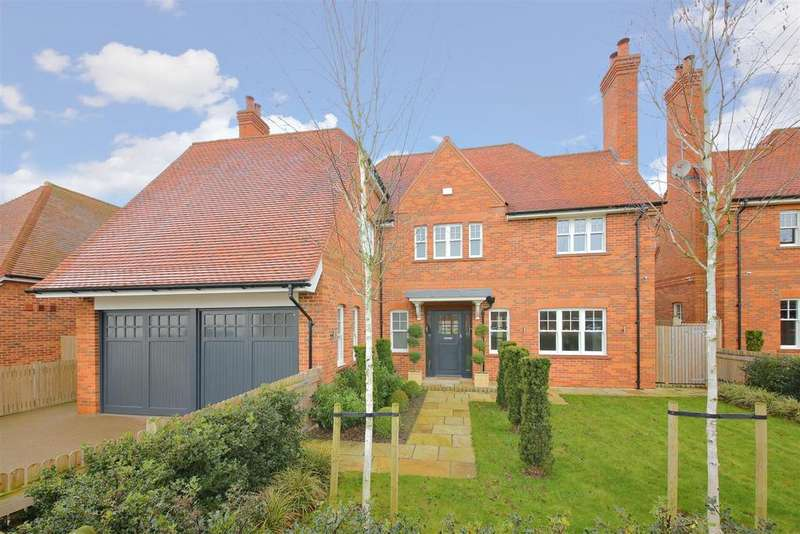 5 Bedrooms House for sale in Wood Farm, Wood Lane, Stanmore