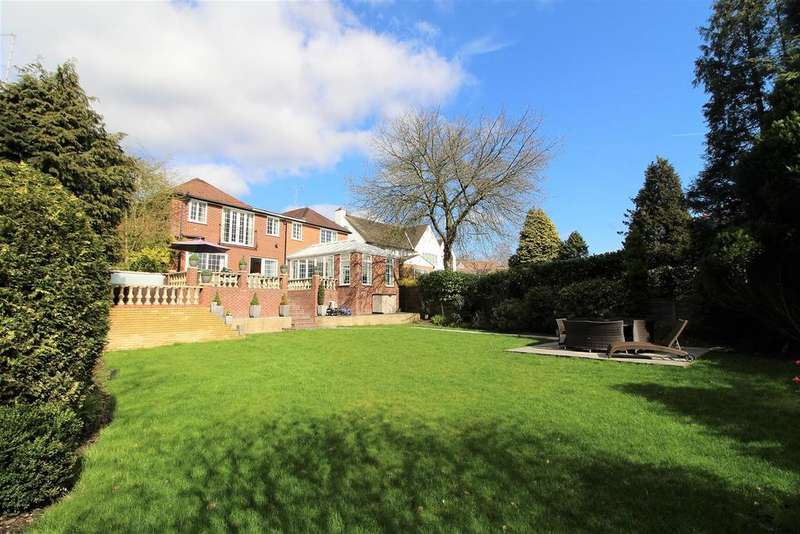 5 Bedrooms Detached House for sale in Woodfield Road, Alkrington, Middleton, Manchester