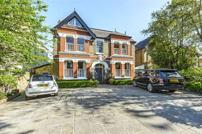 7 Bedrooms Detached House for sale in Carlton Road, Ealing, W5