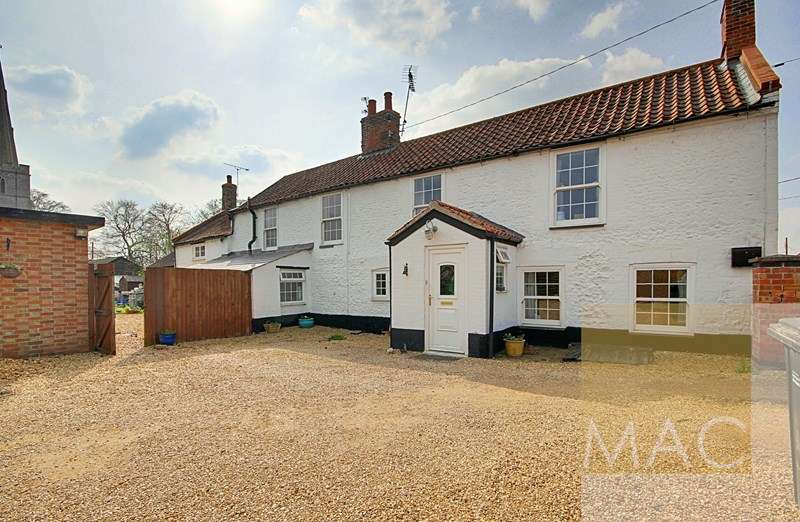 4 Bedrooms Detached House for sale in Main Street, Hockwold, Thetford