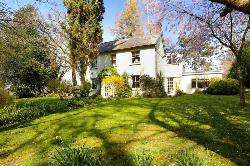 4 Bedrooms Detached House for sale in Langley, Liss, Hampshire, GU33