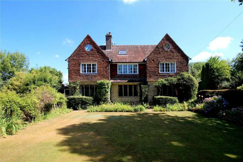 6 Bedrooms Detached House for sale in Shepherds Hill, Colemans Hatch, East Sussex