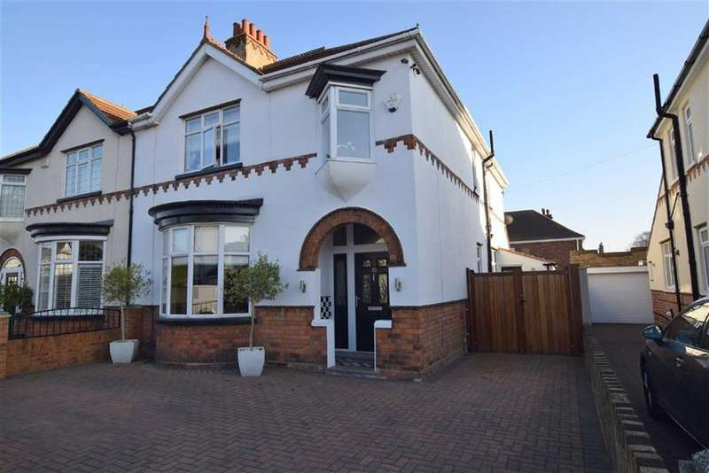 5 Bedrooms Semi Detached House for sale in Signhills Avenue, Cleethorpes, North East Lincolnshire