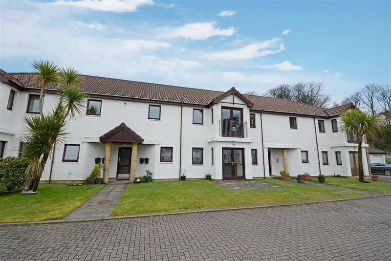 2 Bedrooms Ground Flat for sale in Apartment 2, Wemyss Court, Leapmoor Drive, Wemyss Bay, PA18 6BF