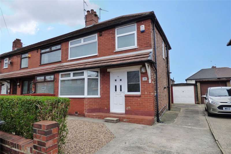 2 Bedrooms Semi Detached House for sale in Argyll Road, Chadderton, Oldham, OL9