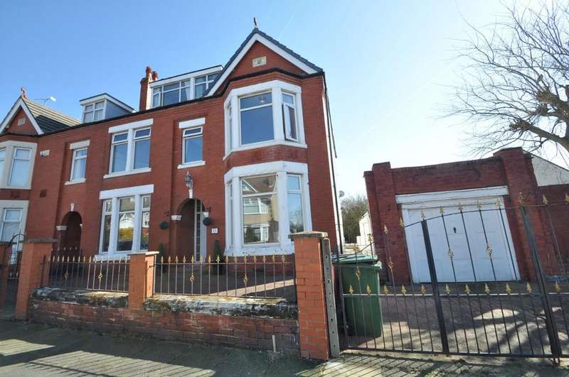 6 Bedrooms Semi Detached House for sale in Gerard Road, Wallasey