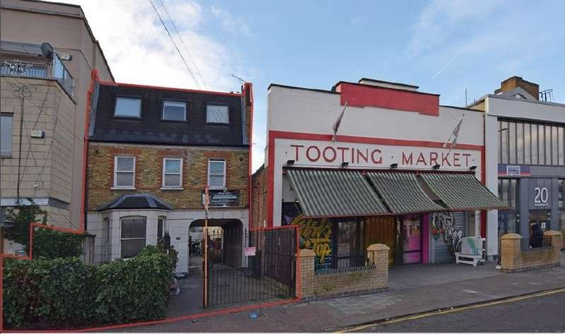 Residential Development Commercial for sale in Totterdown Street, Tooting, London SW17