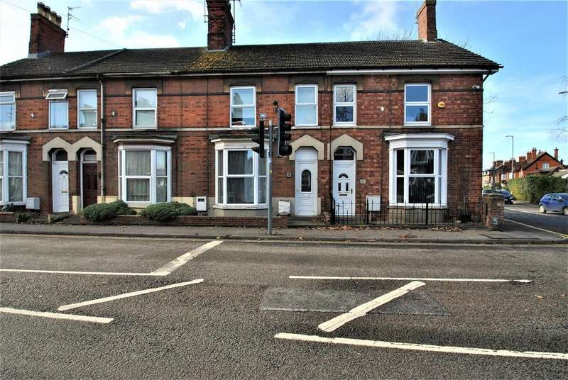 3 Bedrooms Terraced House for sale in Pinchbeck Road, Spalding