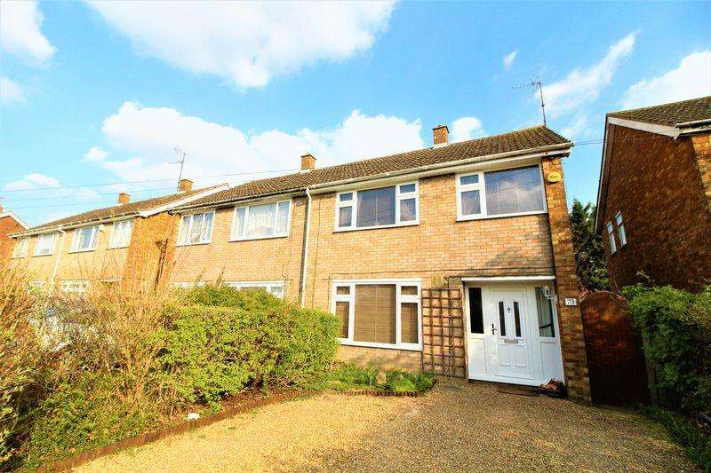 3 Bedrooms Semi Detached House for sale in A very well presented FAMILY HOME opposite Lewsey Park