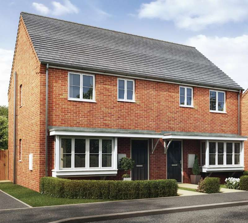 3 Bedrooms Semi Detached House for sale in Mill View, Cowbit, Spalding
