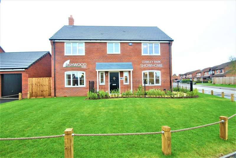 4 Bedrooms Detached House for sale in Cowley Park, Donington, Spalding