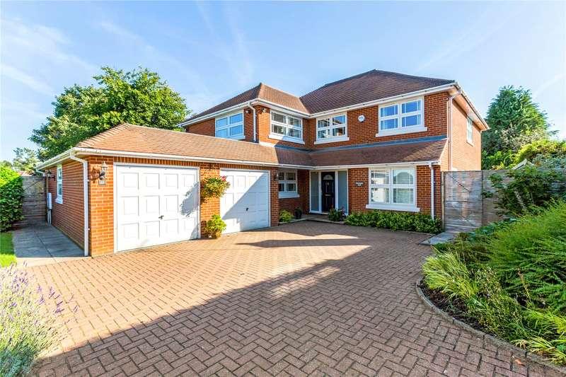 5 Bedrooms Detached House for sale in Bowmans Close, Burnham, SL1