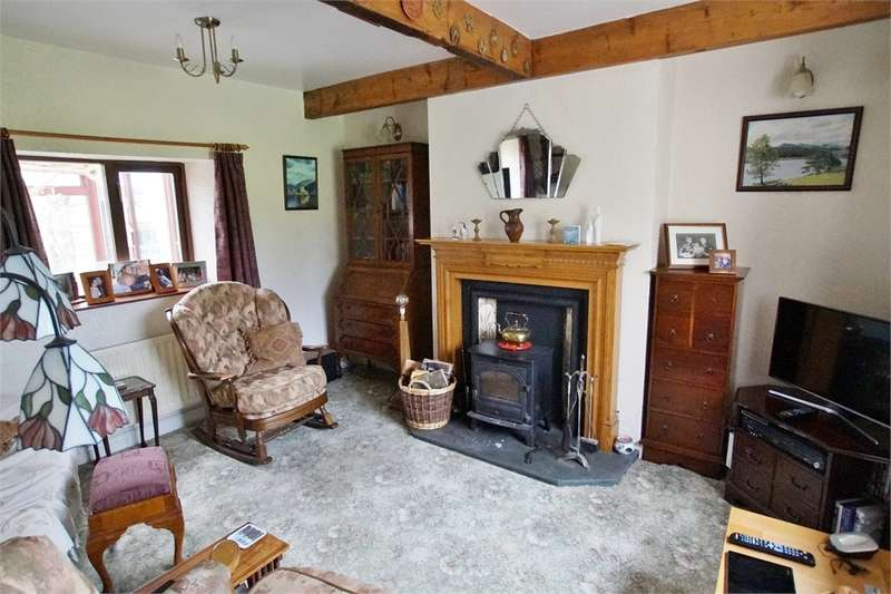 2 Bedrooms Semi Detached House for sale in CA4 0HY High Hesket, Carlisle, Cumbria