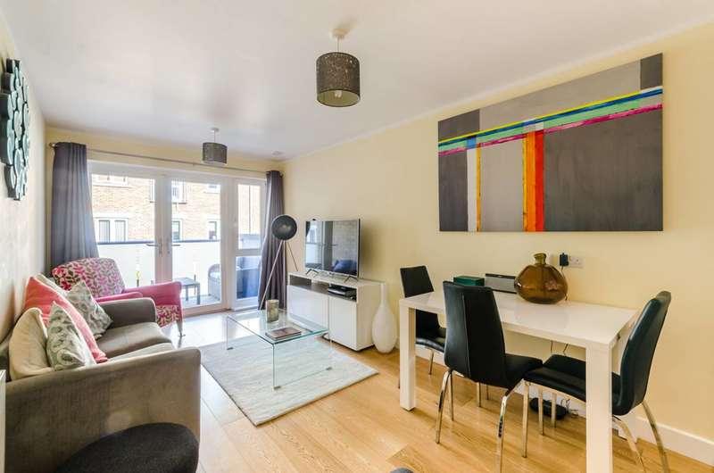 1 Bedroom Flat for sale in Chatfield Road, Battersea, SW11