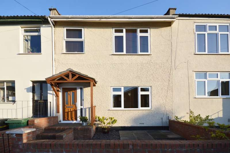 3 Bedrooms Terraced House for sale in Langton Court Road, St. Annes Park, BS4