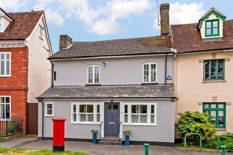 4 Bedrooms Semi Detached House for sale in High Street, Ashwell, Hertfordshire, SG7