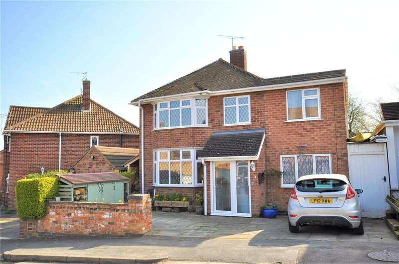 4 Bedrooms Detached House for sale in Kingsgate Avenue, Birstall, Leicestershire