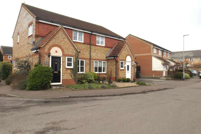 3 Bedrooms Semi Detached House for sale in Chapel Field, Gamlingay SG19