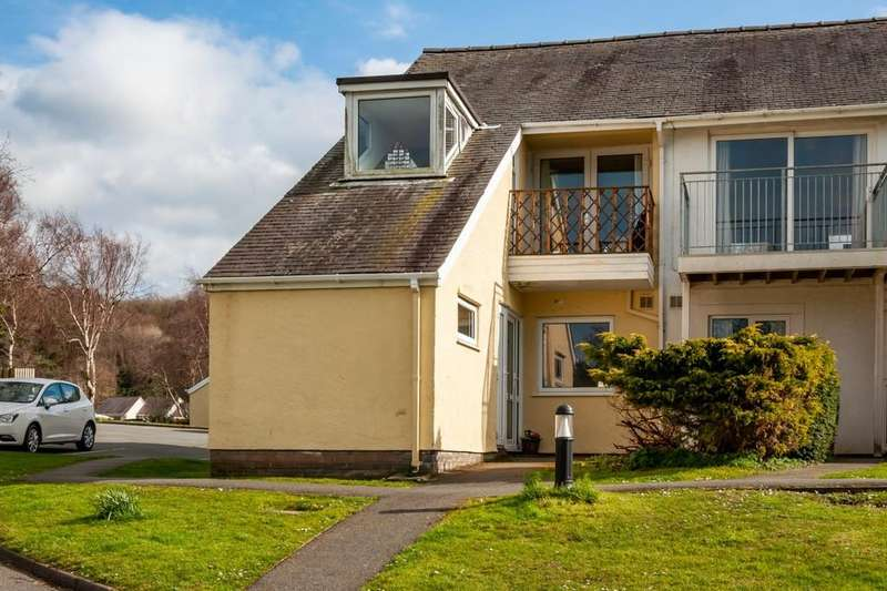 3 Bedrooms End Of Terrace House for sale in Ffordd Garnedd, Y Felinheli, North Wales
