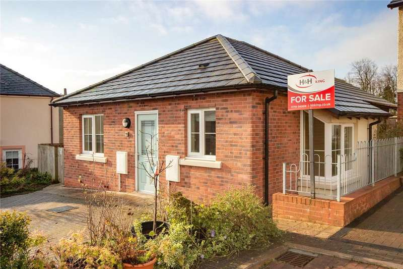 2 Bedrooms Bungalow for sale in 10 Cambridge Drive, Penrith, Cumbria