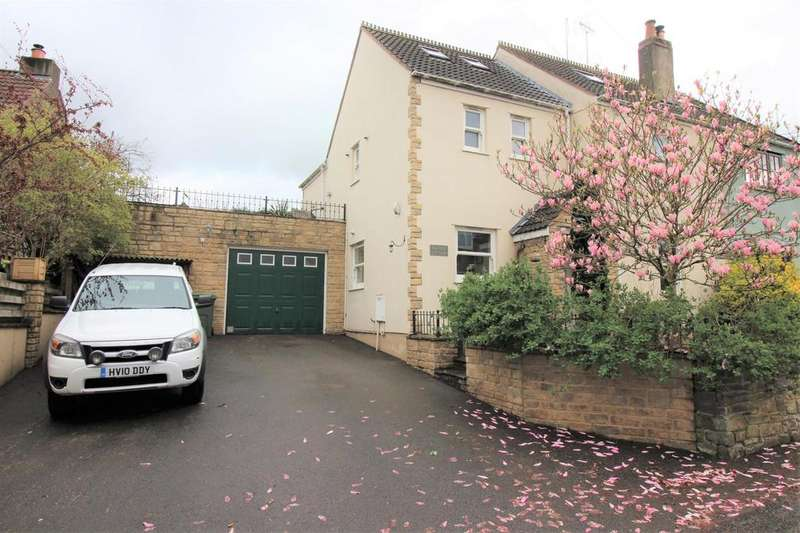 4 Bedrooms Cottage House for sale in Church Road, Easter Compton, Bristol, BS35 5RN