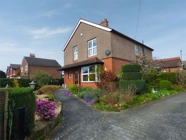 4 Bedrooms Detached House for sale in Chemistry, Whitchurch, Shropshire