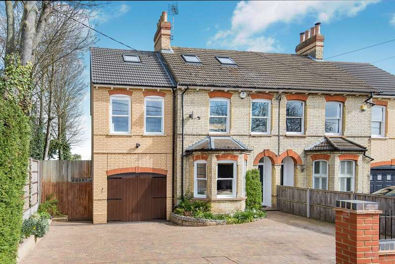 5 Bedrooms Semi Detached House for sale in Steppingley Road, Flitwick, MK45