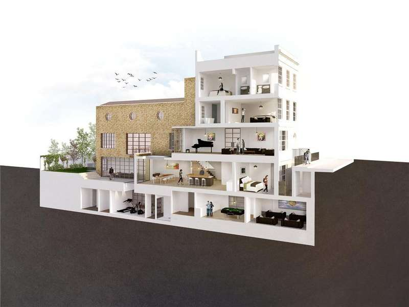 6 Bedrooms Terraced House for sale in Chester Row, Belgravia, London, SW1W