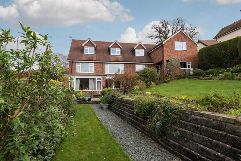 4 Bedrooms Detached House for sale in Clive Avenue, Church Stretton, Shropshire